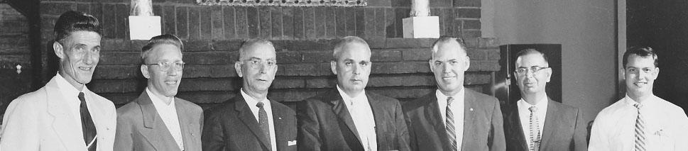 RSES Charter Members - 1957