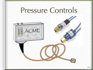 HVACR Controls