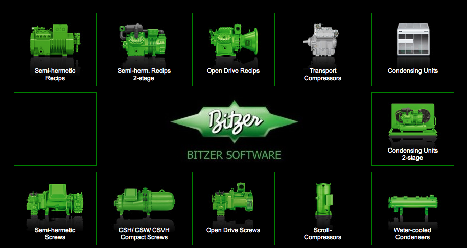 Bitzer Online