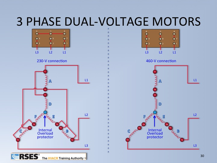 dual voltage motors1