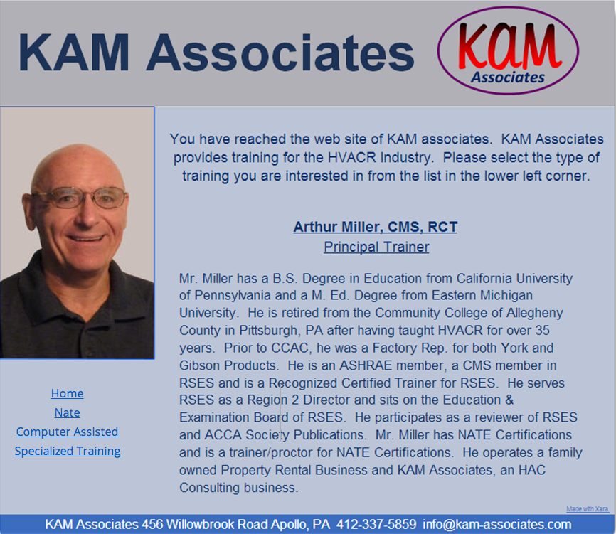 KAM and Associates1